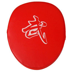 Pu boxing mitt training target focus punch pad glove muay thai sanda kick mma taekwondo red.jpg 250x250