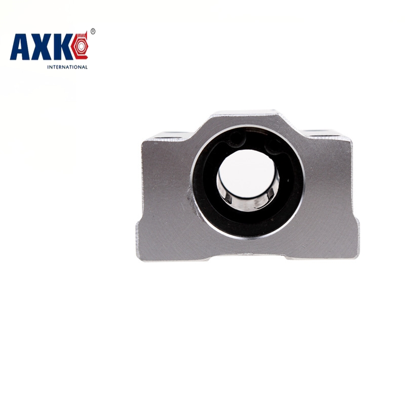 High quality Fast shipping SC20UU SCS20UU 20mm linear ball bearing slide unit 20mm linear bearing block