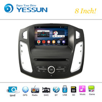 Car DVD Player Wince System For Ford Focus 2015 Autoradio Car Radio Stereo GPS Navigation Multimedia Audio Video