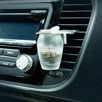 רכב מטהר האוויר מטהר ריחות אבן ריח בושם ניחוח עשן מתנת מכונית קליפ לשקע AC לרענן את המכונית שלך