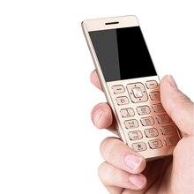 """Mparty LT1 телефон 1.77 """"дюймов металлический корпус телефона Ультра-тонкий металлический покрытия Рисунок карты тела мобильного телефона Bluetooth Dialer карман"""