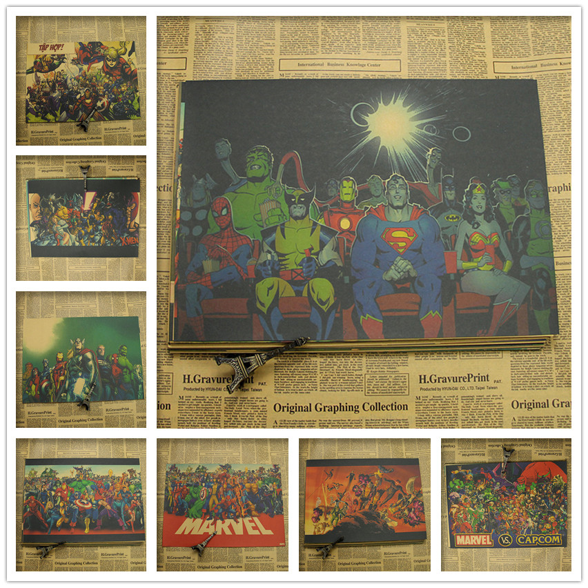 Väggdekor Marvel : Popular wall tile sizes buy cheap lots from china