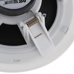Image 5 - 2 יח\חבילה לשאול 515 5 אינץ 5W אופנה מיקרופון קלט USB MP3 נגן רמקול תקרה שידור רקע מוסיקה רמקול