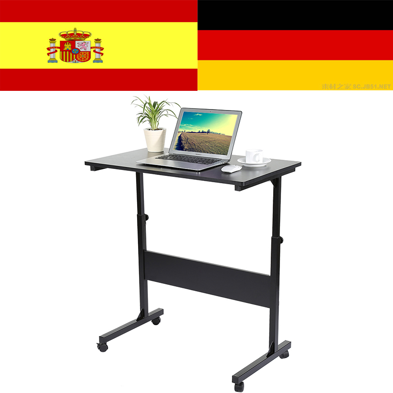 Laptop Desks Lifting Mobile Computer Desk Bedside Sofa Bed Notebook Desktop Stand Table Learning Desk Folding Laptop Table Adjustable Height