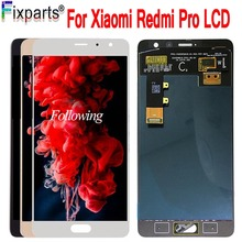 For Xiaomi Redmi Pro LCD Display Touch Screen Digitizer Screen Panel Replacement Parts 1920x1080 For 5.5