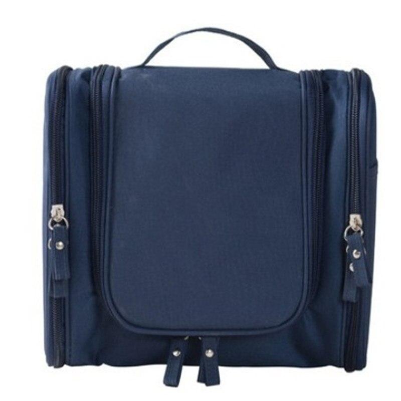 Creative Hook Double Open Washroom Large Capacity Multi-Function Waterproof Business Ttripcosmetic Bag
