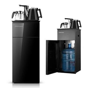 ROYASTAR Wasser Dispenser Vertikale Flasche Pumpe Anti-verbrühungen Topf Einstellbare Temperatur Heiß Kalt Multi-funktion Trinken Brunnen