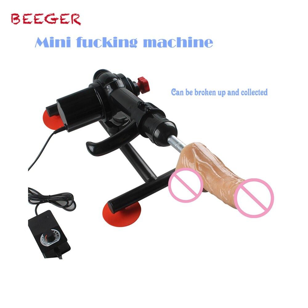 BEEGER 2018 New upgraded version strong mini sex machine,Deluxe Adjustable Sex Machine швейная машинка janome sew mini deluxe