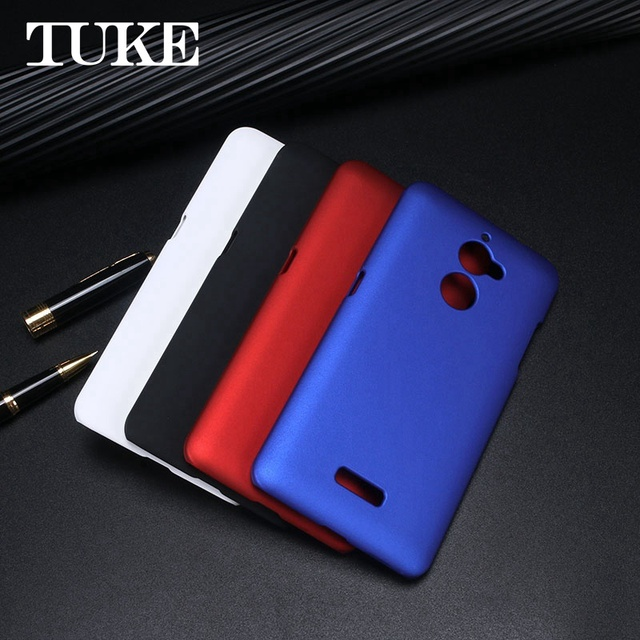 new product add6d a8d99 US $2.06 5% OFF|TUKE Case for Coolpad Max A8 Matte Hard Plastic PC Back  Cover for Coolpad Note 5 Lite Phone Shell for Meitu M8-in Fitted Cases from  ...