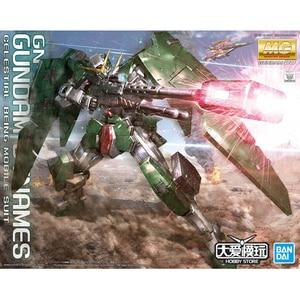 Image 2 - بانداي MG 1/100 موبايل البدلة جاندام 00 GN 002 عسر الهدم Gundam آثار عمل نموذج لجسم تعديل