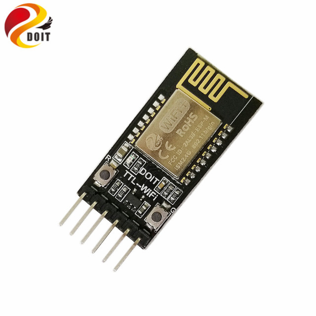 DT-06 Wireless WiFi Serial Port Transparent Transmission Module TTL to WiFi similar Bluetooth HC-06 interface ESP8285 diy rc toy