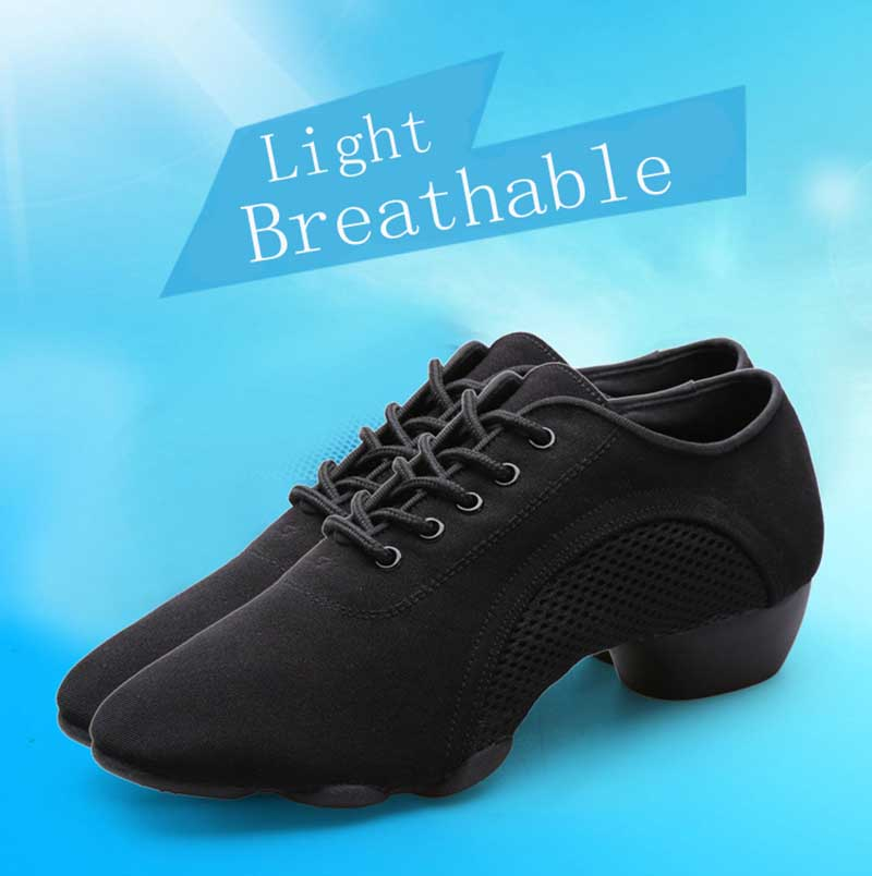 Ladies Breathable Jazz modern Dance Shoes Ballet ballroom Athletic Sneakers new