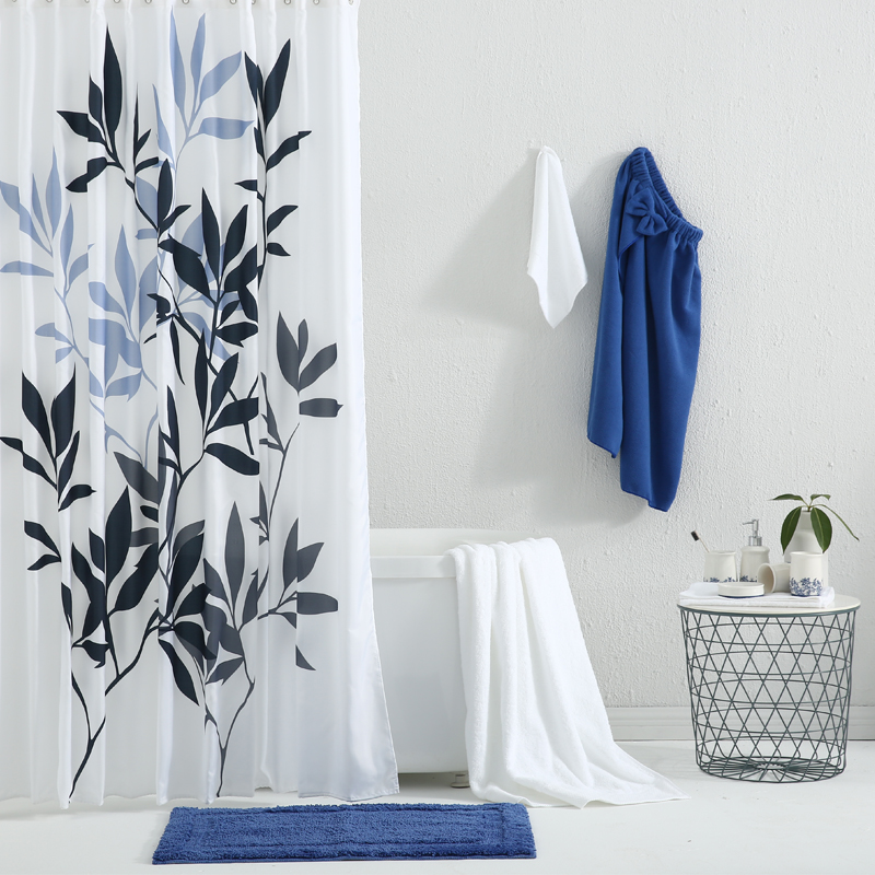 Pa.an Quality Bathroom Combination Package,Blue, Bath