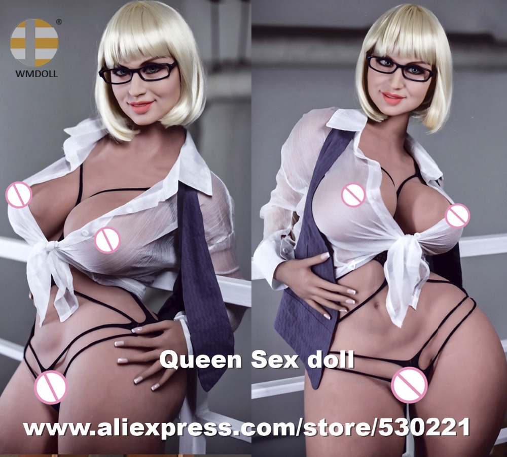 NEW WMDOLL 163cm Top Quality Curvy Fat Butt Sexy Doll Realistic Full Size Sex Love Dolls With Big Tits Huge Ass Male Masturbator 2016 new realistic life size 100