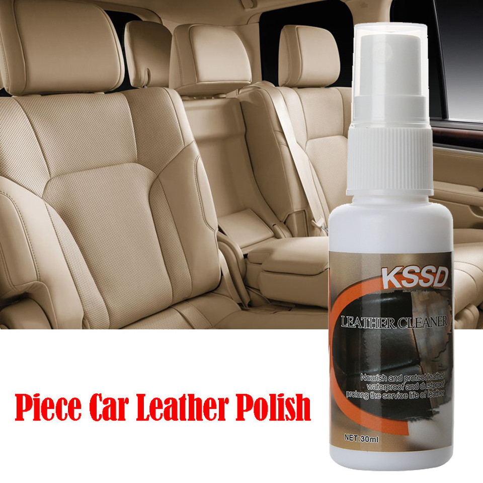 Car Leather Cleaner >> 2019 Hot Car Leather Polish Care Agent Cleaning Curing And Coating For Car Seat Sofa Bag Drop Shipping