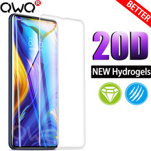 20D Hydrogel Film For Xiaomi mi 9 SE mi 8 Lite A2 mi9 mi8 mi Mix 2 2S Mix 3 A1 Screen Protector For Redmi 7 Ultra thin HD Film(China)