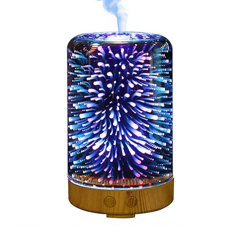 SUNLI HOUSE 3D Lamp Night Lights 3D Humidifier Moon lamp luminaria 3D Oil Diffuser LED lighting for Indoor Room abajur veilleuse