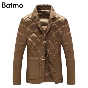 Batmo 2019 new arrival winter high quality 90% white duck down jackets men,men's winter warm coat,plus-size M-5XL Y1104 - DISCOUNT ITEM  40% OFF All Category