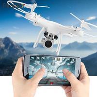 Mini Hubschrauber 2,4 GHz Hover Weitwinkel Drone Coole Beleuchtung Fotografie Flugzeug