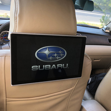 Factory Latest 11.8 inch 2 sets Headrest DVD System for Subaru support MP5 WiFi Bluetooth