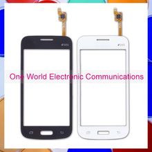 Black White 4.3″ New For Samsung Galaxy Star 2 Plus SM-G350E G350E Touch Screen Touch Panel Digitizer Sensor Front Glass Lens