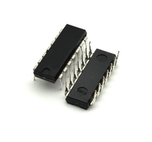 100PCS HD74LS74AP DIP14 HD74LS74 DIP SN74LS74AN 74LS74 new and original IC