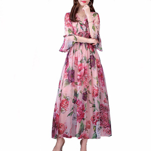 2019 New style women summer dr