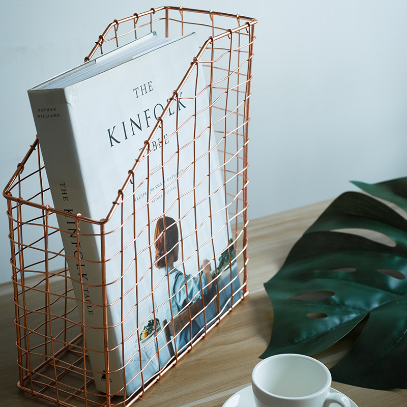 Magazine/Newspaper Rack-in Storage Holders & Racks from Home ...
