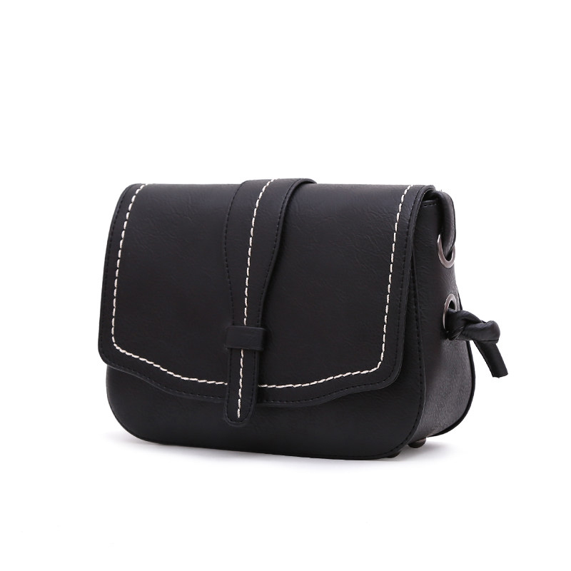MINI Korean Style Fashion Hand Bag Women Flap Small Crossbody Bag Designer Cheap Elegant PU Leather
