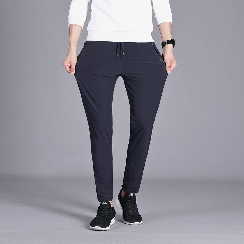Mens Sweatpants Casual Loose Sport Trousers Walking Gym Slacks Pants SIZE XL-7XL