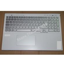 Nouveau Palmrest housse de protection pour Sony SVS15 SVS151100C svs15118bce SVS15118ECW C shell 025 111A 2363 025 101A 2363 clavier