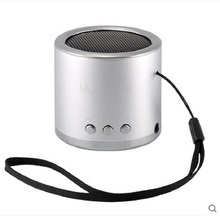 Mini Z12 Cylinder Portable Speaker Amplifier FM Radio Music Audio Receiver USB Altavoz Support Micro SD TF Card MP3 MP4 Player