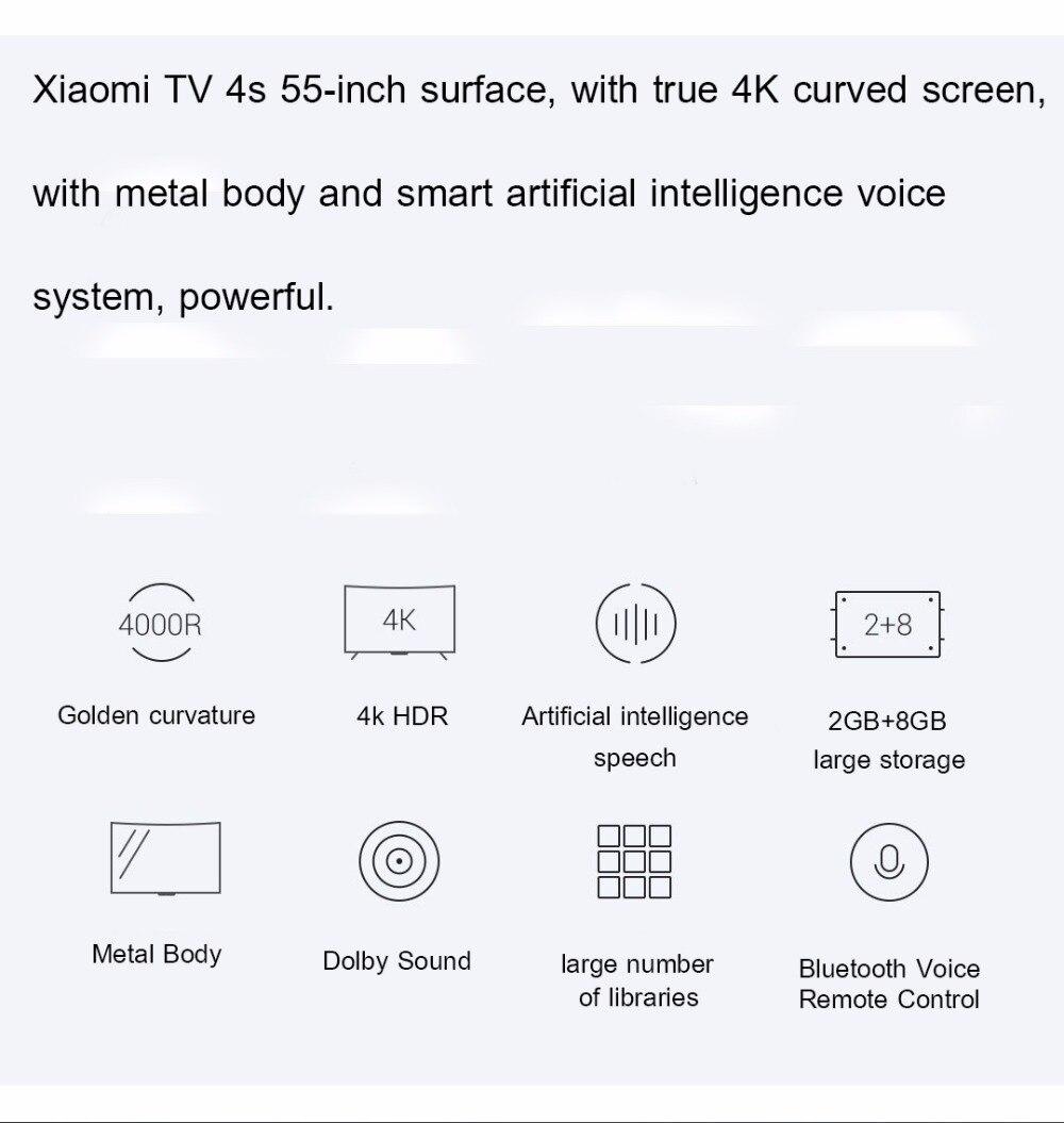 55 inch smart tv x2