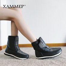 Women's Winter Mid Calf And Wool High Quality Boots