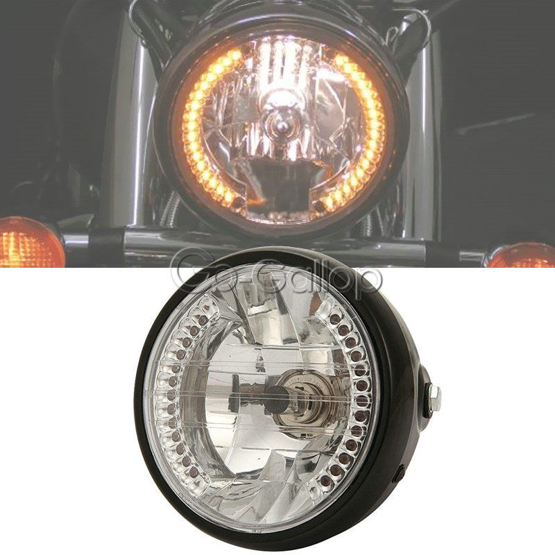 2x LED Turn Signals Light For Honda Shadow ACE Aero Spirit VT 750 1100 VTX1300