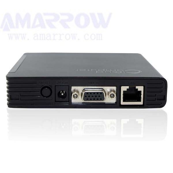 Компьютерный терминал Linux Тонкий клиент компьютер Fl200 с HDMI Dual Core 1.5 ГГц ARM-A9 RAM флэш RDP 7.0