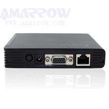Terminal Computer  Linux Thin client a computer Fl200 with HDMI Dual Core 1.5Ghz ARM-A9 1GB RAM 4GB flash RDP 7.0