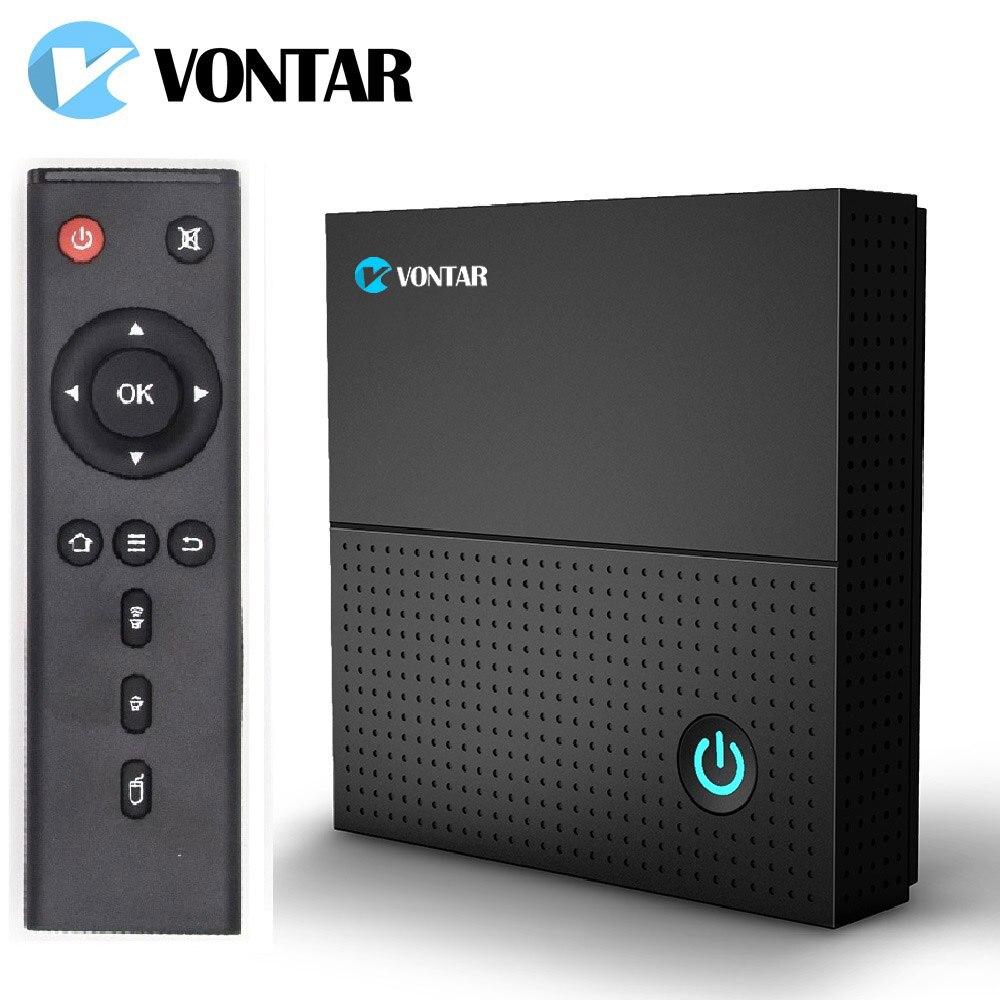 VONTAR TX92 3 ГБ 64 ГБ android tv box 7,1 8-ядерный 4 К Amlogic S912 2 ГБ 16 ГБ 32 ГБ 2,4 г/5 ГГц Wi-Fi BT4.1 Сталкер Tanix TX92