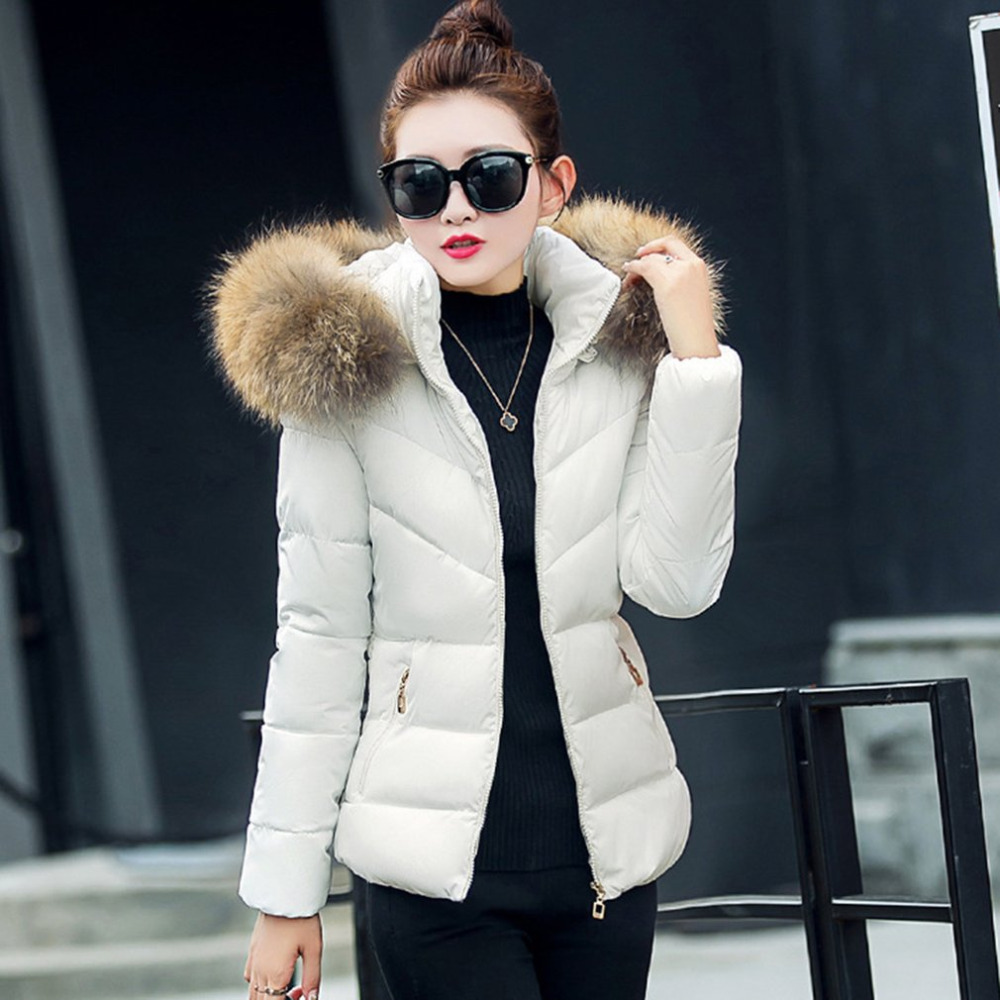 Compare Prices on White Coat Fur Collar- Online Shopping/Buy Low ...