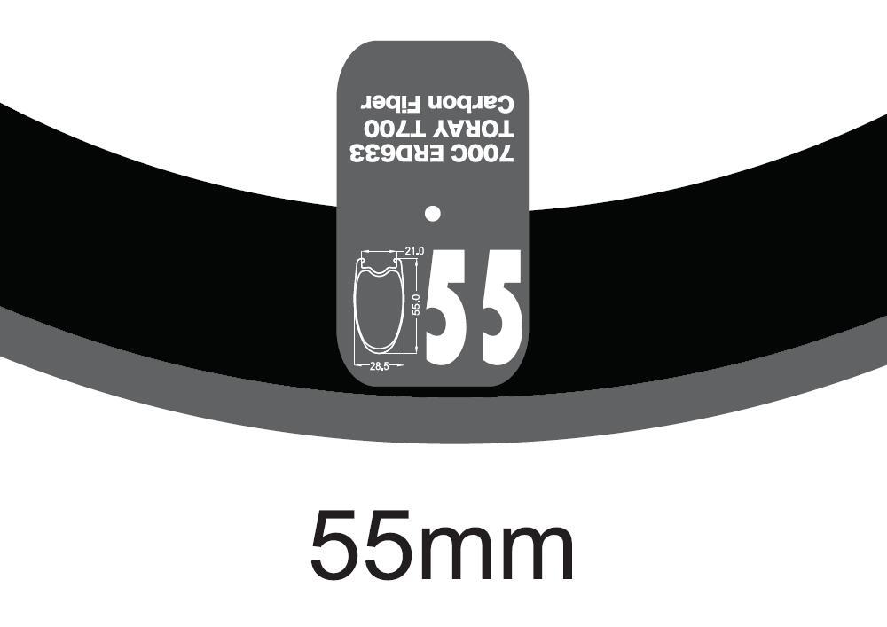 55MM RIMS 0
