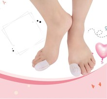 5pairs Big toe head wear protector high heel rub small toe thumb sheath split toe finger