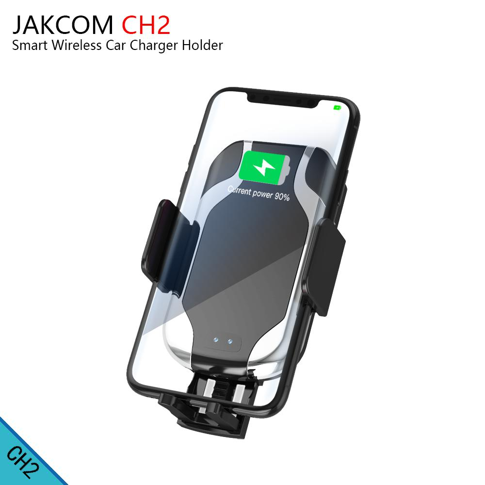 JAKCOM CH2 Smart Wireless Car Charger Holder Hot sale in Mobile Phone Holders Stands as ring mobile soporte celular phone stand