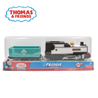 X5234 Electric Train Thomas And Friends Freddie Train Engine Toy Plastic Material Kids Toy Pack
