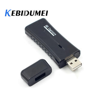 kebidumei HD 1 Way HDMI Mini Video Capture Card for PC Computer