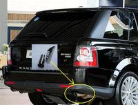 Silenciador de escape de cromo  punta para Land Range Rover Sport RRS 2010 2011 2012