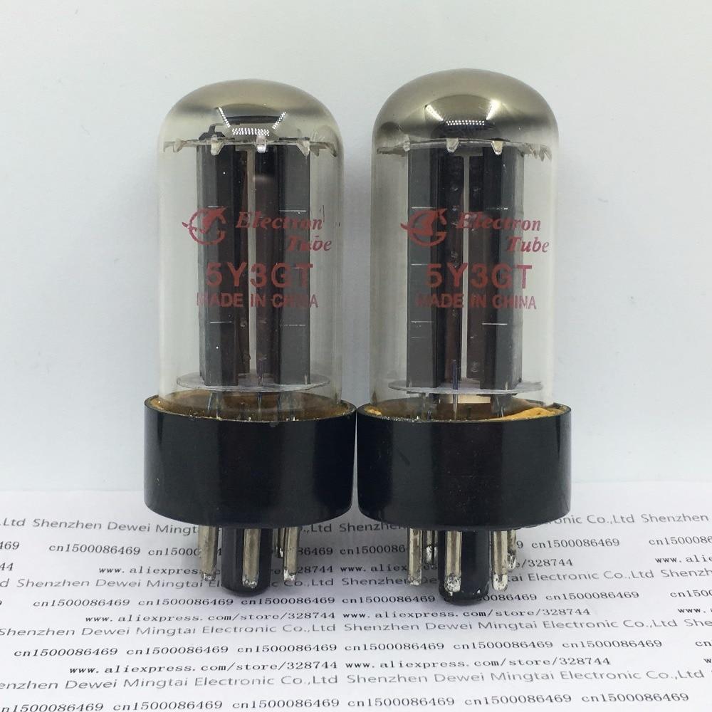 2PCS/LOT Shuguang  Electron Tube 5Y3GT  generation AR4 5Z4P2PCS/LOT Shuguang  Electron Tube 5Y3GT  generation AR4 5Z4P