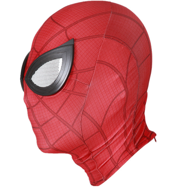 Spider Man: Far From Home Mask 3D Lenses Style One Size 3