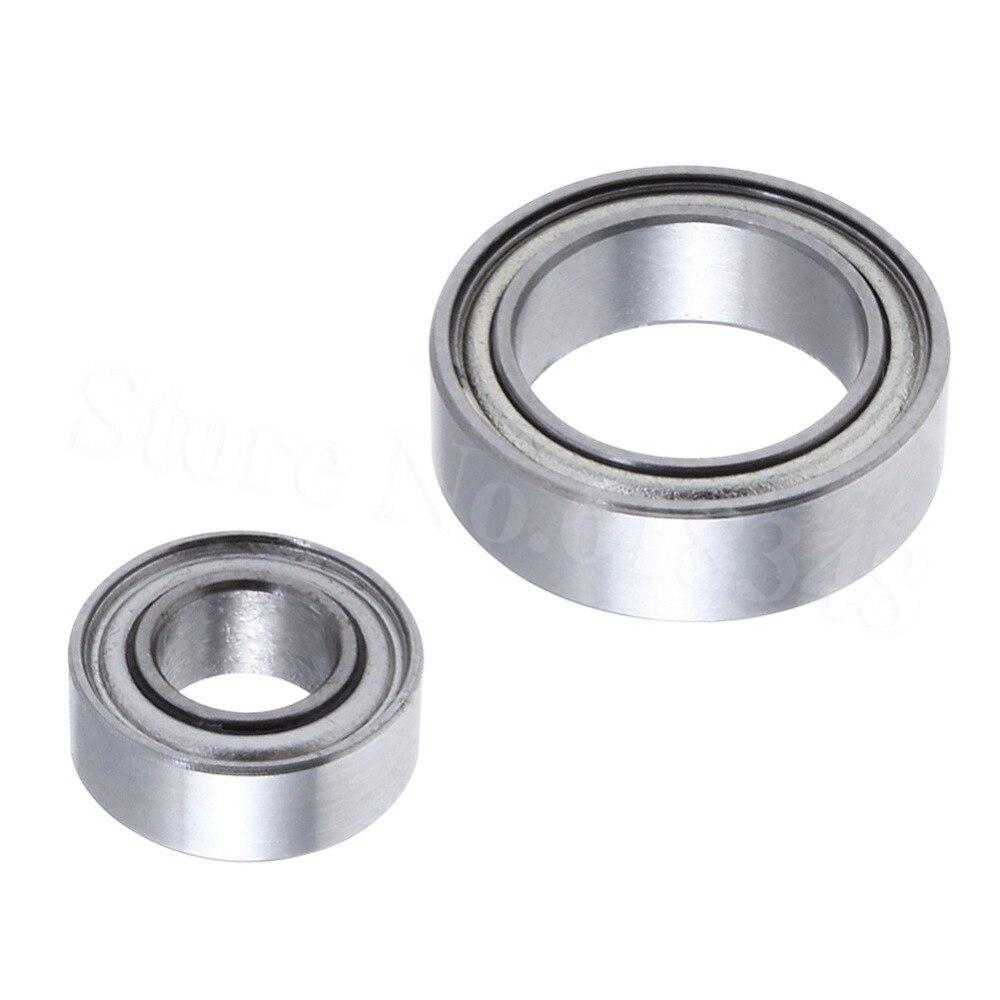 Metal Wheel Hub /& Ball Bearings for   A949 A959 A969 K929 RC Model Car