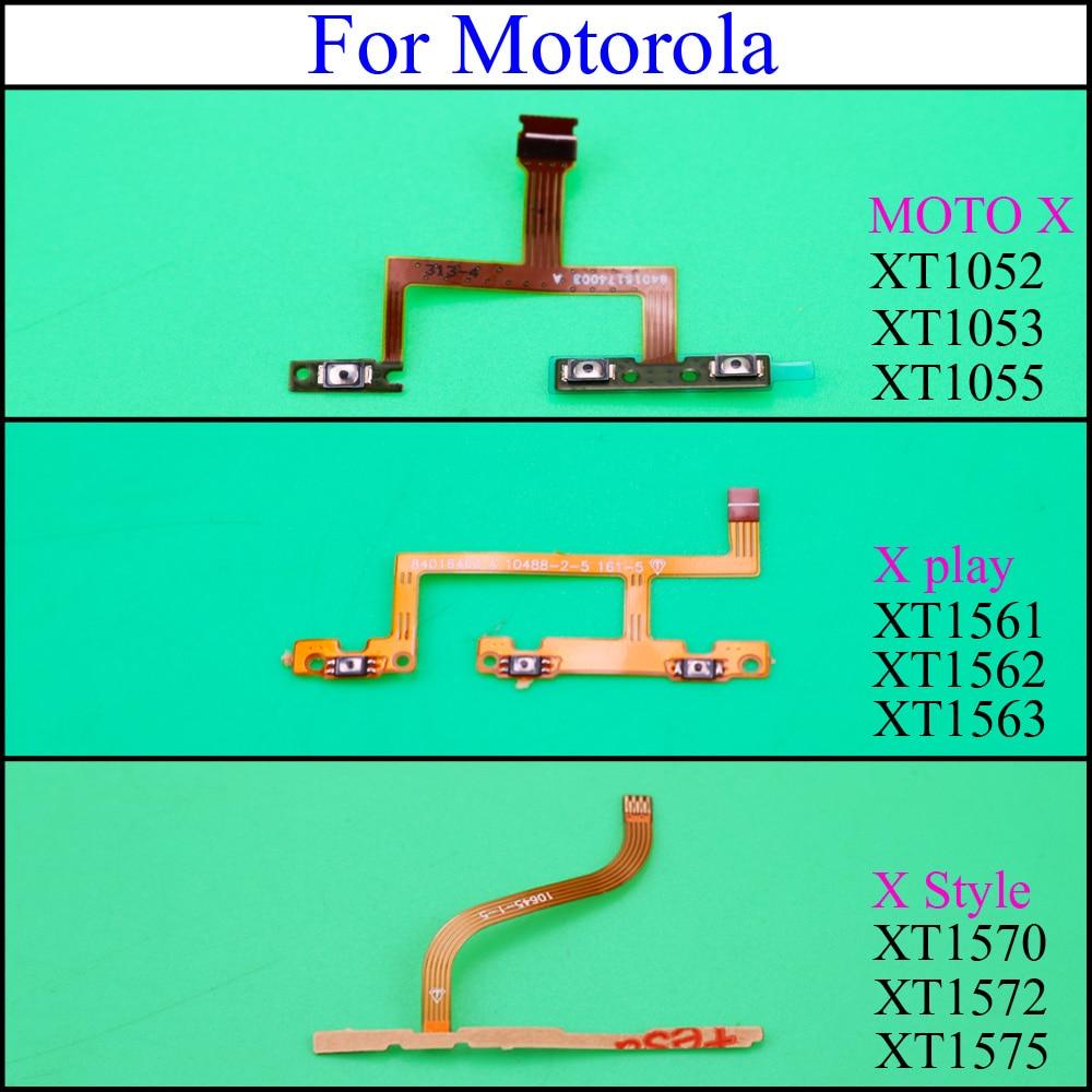 New Power Volume Side Button Flex Cable For Motorola MOTO X Play XT1562 XT1563 5.5