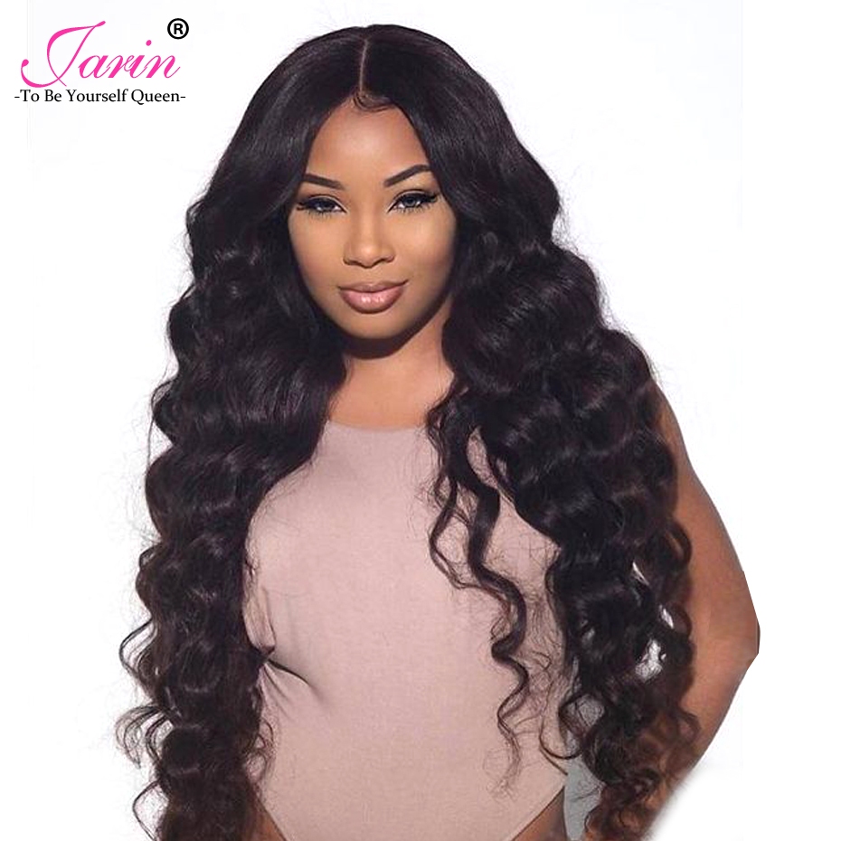 JARIN Peruvian Body Wave Hair Weave With Closure 8-28 4 Piece Human Hair 3 Bundles And Lace Closure 4*4 Cheap Body Wavy Remy